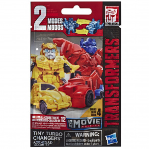 Transformers Figurina Tiny Turbo Changers
