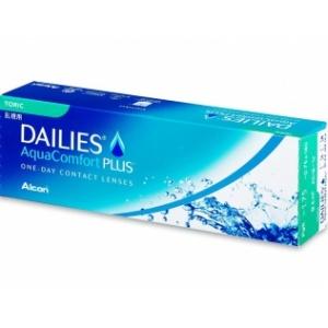 Alcon Dailies AquaComfort Plus Toric(30lentile)