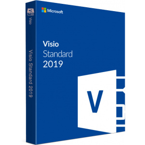 Microsoft Visio Standard 2019, All languages, ESD Licenta Electronica D86-05822