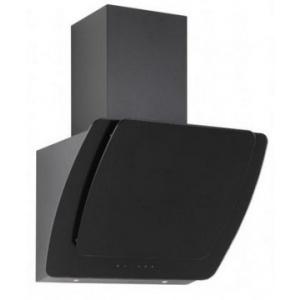 Pyramis Hota decorativa MISTERO, 60cm, sticla neagra, touch control, 586mc/h