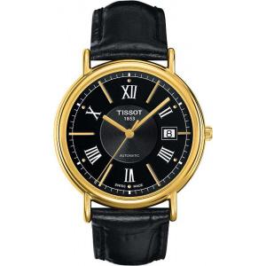 Tissot T-GOLD T907.407.16.058.00 Carson Automatic