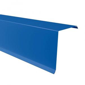 Rufster Bordura fronton Premium 0,5 mm 5010 MS albastru mat structurat