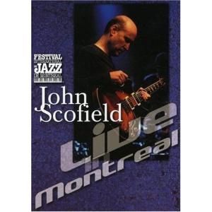 John Scofield Live in Montreal (1 DVD)