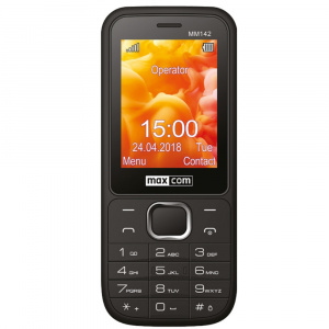 Maxcom MM142 Dual SIM Black
