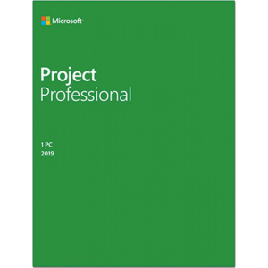 Microsoft Project Professional 2019, All languages, ESD Licenta Electronica  H30-05756