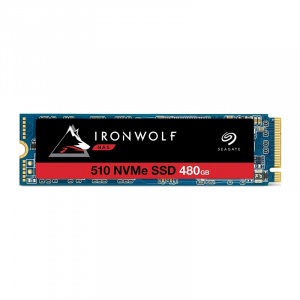 Seagate Ironwolf 510, 480GB, M.2 2280