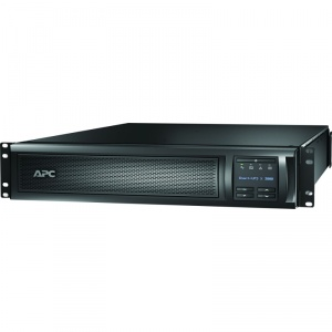 APC Smart-UPS X 3000VA Rack/Tower LCD 200-240V with Network Card (SMX3000RMHV2UNC)