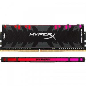 Kingston HyperX Predator RGB, 16GB, DDR4-3200MHz, CL16 HX432C16PB3AK2/16