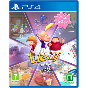 Microids Mega Party A Tootuff Adventure Ps4