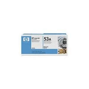 HP LaserJet Q7553A Black Print Cartridge