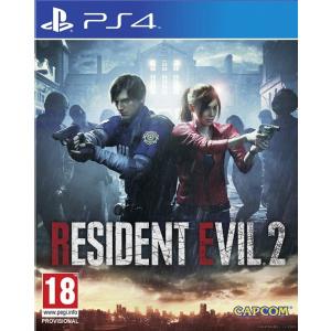 Capcom Resident Evil 2 Remake Ps4