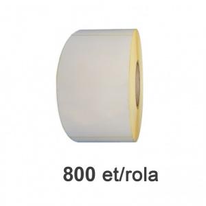 ZINTA Role etichete semilucioase 100x214mm, 800 et./rola - 100X214X800-SGP