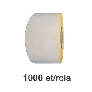 ZINTA Role etichete semilucioase 104x185mm, 1000 et./rola - 104X185X1000-SGP