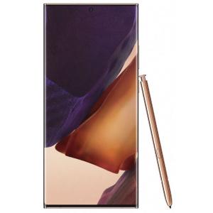Samsung Galaxy Note 20 Ultra Snapdragon 865+ 12GB RAM 256GB Dual Sim 5G Mystic Bronze