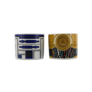 Half Moon Bay Set suport ou - Star Wars - R2D2 & C3PO
