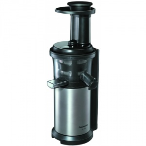 Panasonic Storcator Slow Juicer 290W - Negru/Argintiu Lista de preturi - cel mai mic pret