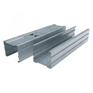 Rufster Profil gips carton din tabla zincata CW50 3 m 0.6 mm