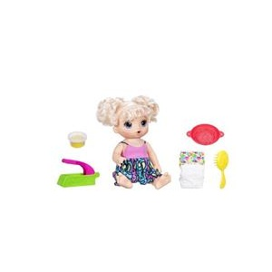 Baby Born Papusa Baby Alive Snacking Noodles Baby