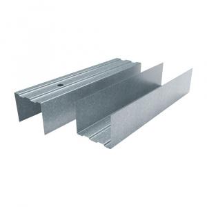 Rufster Profil gips carton din tabla zincata UW50 4 m 0.6 mm