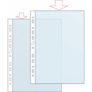 Forpus Folie protectie A4 cristal 80 mic 20 buc/set FO20505