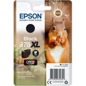 Epson 378XL black  11.2ml Claria Photo HD C13T37914010