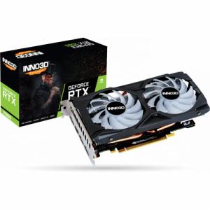 Inno3D GeForce RTX 2060 TWIN X2 OC RGB, 6GB, GDDR6, 192bit