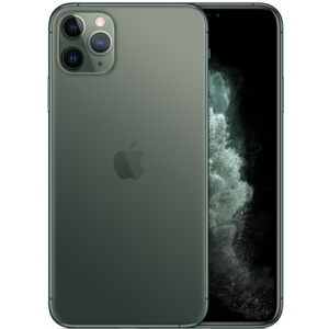 Apple iPhone 11 Pro Max A2220 Dual SIM 64GB Midnight Green