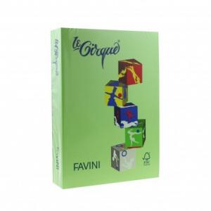 Favini Carton color A4, 160g/mp 203, verde iarba