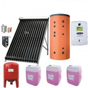 Ferroli ECOTUBE NEW cu Boiler Ecounit 500-2WB 500 litri