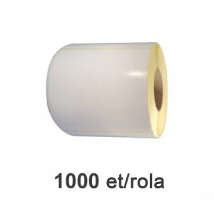 ZINTA Role etichete semilucioase 210x148mm A5, 1000 et./rola - 210X148X1000-SGP