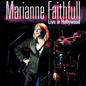 Marianne Faithfull Live In Hollywood-CD+DVD