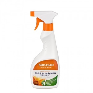 Sodasan Detergent de geamuri si suprafete, ecologic 500ml