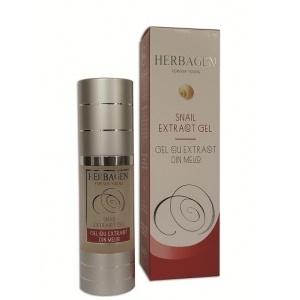 Herbagen Gel cu extract de melc pentru ten gras 30ml