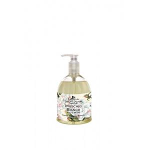 La Dispensa Sapun lichid vegetal hidratant cu ulei de lemn pretios si ulei de Jojoba  Florinda, 500 ml