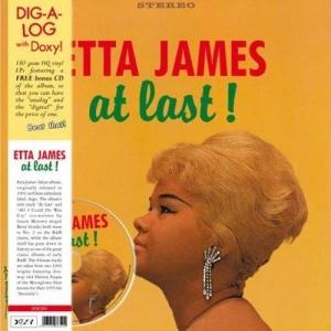 Etta James Etta James-At Last-LP+CD
