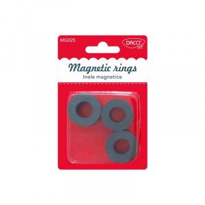Daco Magneti tip inel 25mm Set 6 MG025, 3 set/pachet