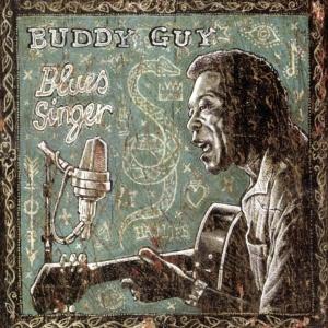Buddy Guy BUDDY GUY-BLUES SINGER-CD
