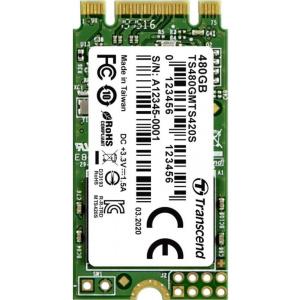Transcend MTS420S 480GB