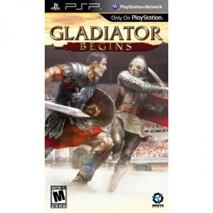 Aksys Games Gladiator Begins (PSP) G6378
