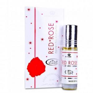 Al Rehab Red Rose 6ml - Esenta de Parfum