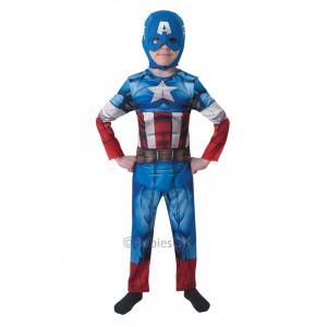 Marvel Costum pentru baieti Captain America