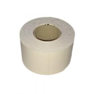 ZINTA Role etichete semilucioase de raft 100x38mm, 135 g/mp, 4000 et./rola - 100X38X4000-TAGSG-GAP