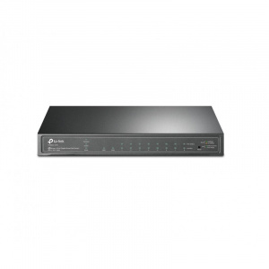 TP-Link TPL SW 8P-GB SMART POE T1500G-10PS
