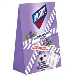 Aroxol Saculeti Antimolii 4buc