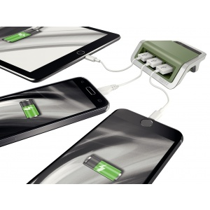 Leitz Power Charger 3-port USB   Fistic 62070053