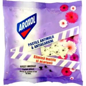 Aroxol Pastile Antimolii & Antiacarieni 16buc