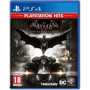 Warner Bros. Batman Arkham Knight PlayStation Hits PS4