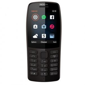 Nokia 210 (2019) Dual SIM Black