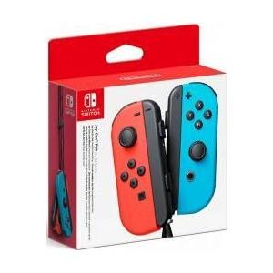 Nintendo Switch Joy-con Pair Neon Red Neon Blue - GDG