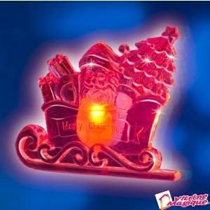 Vitrine Magique Ornament luminos cu ventuze